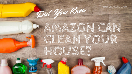 Amazon Can Clean My House? What?!