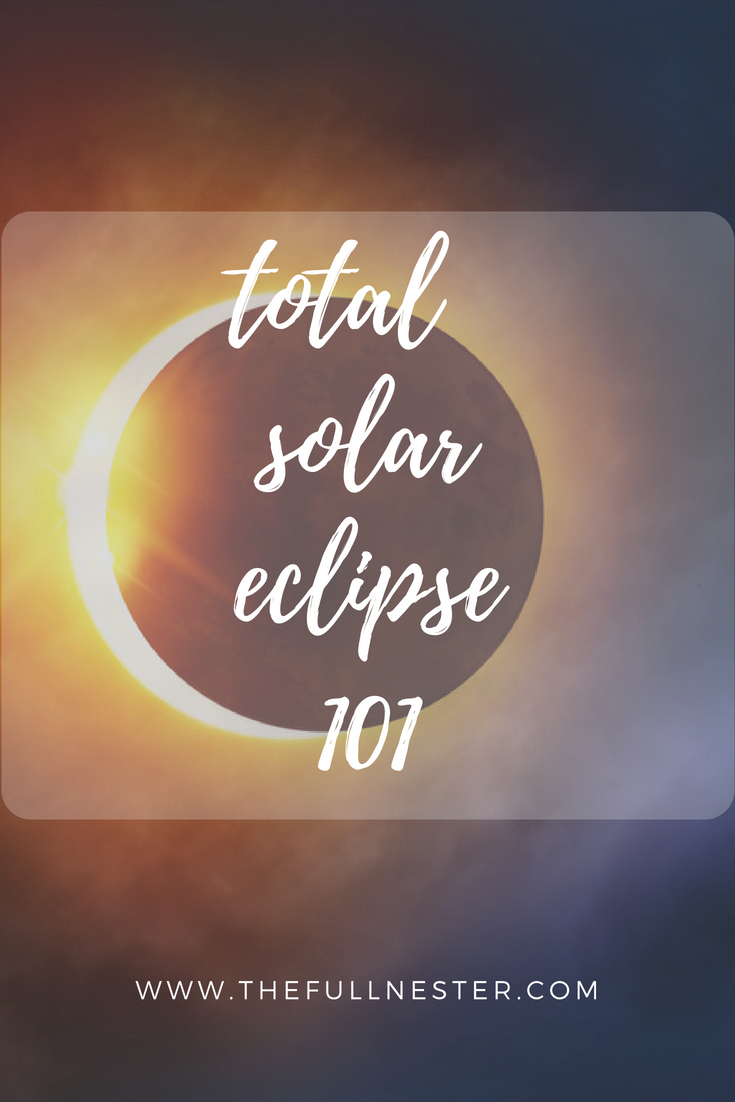 Total Solar Eclipse 101–Are You Ready?