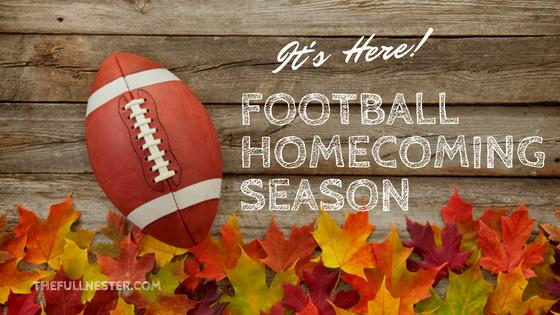 Football Homecoming Season Is Here!
