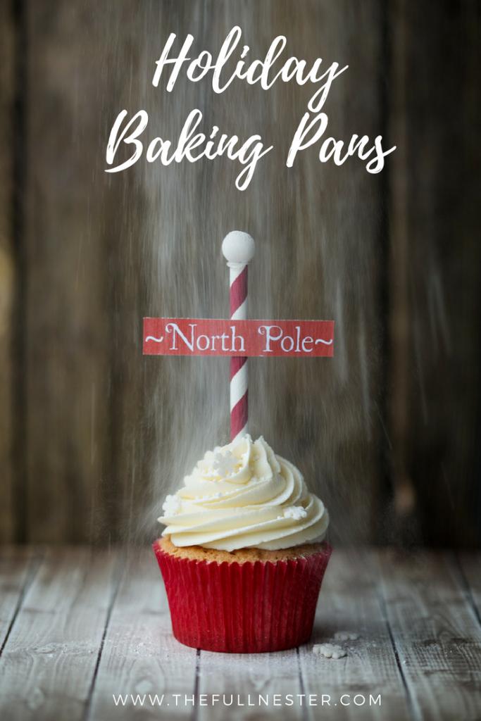 Holiday Baking Pans
