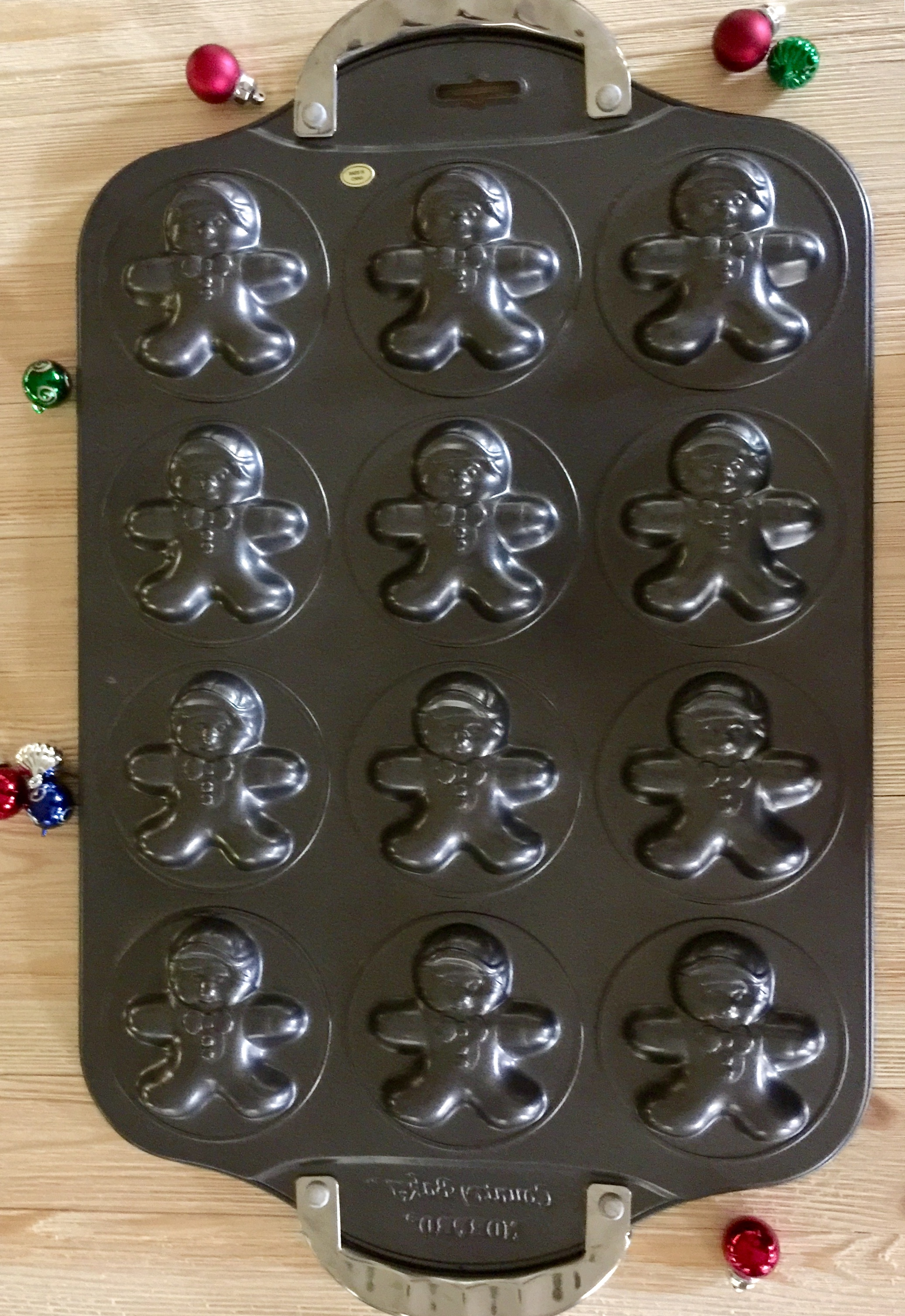 Holiday Baking Pans