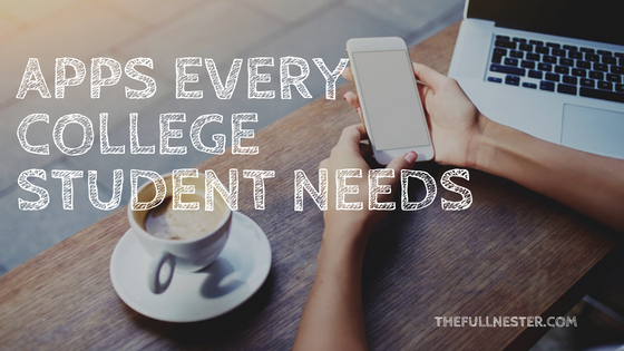 Apps Every College Student Needs