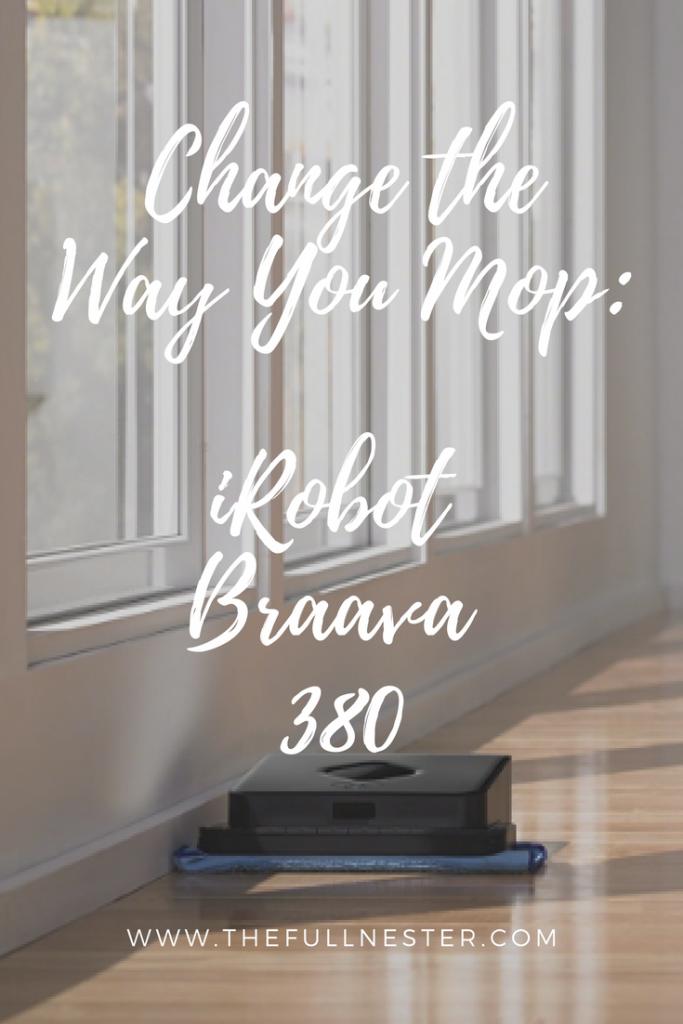 iRobot Braava 380