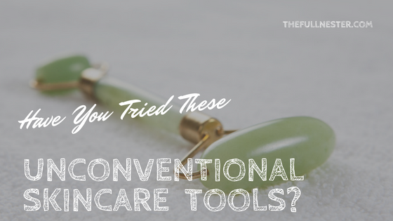 Have You Tried These Unconventional Skincare Tools?
