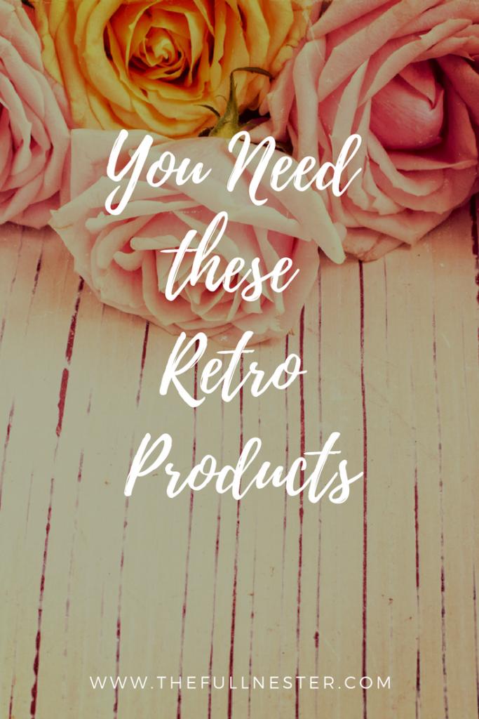 Retro Products