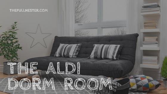 The ALDI Dorm Room