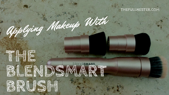 Applying Makeup with the BlendSMART Brush