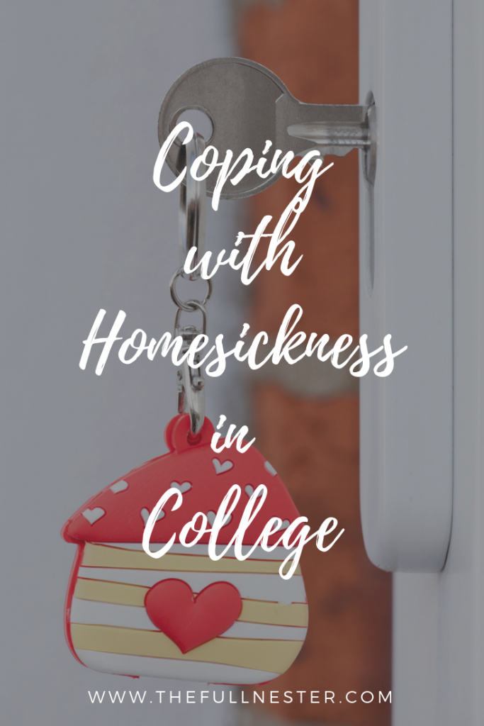 Coping with Homesickness in College