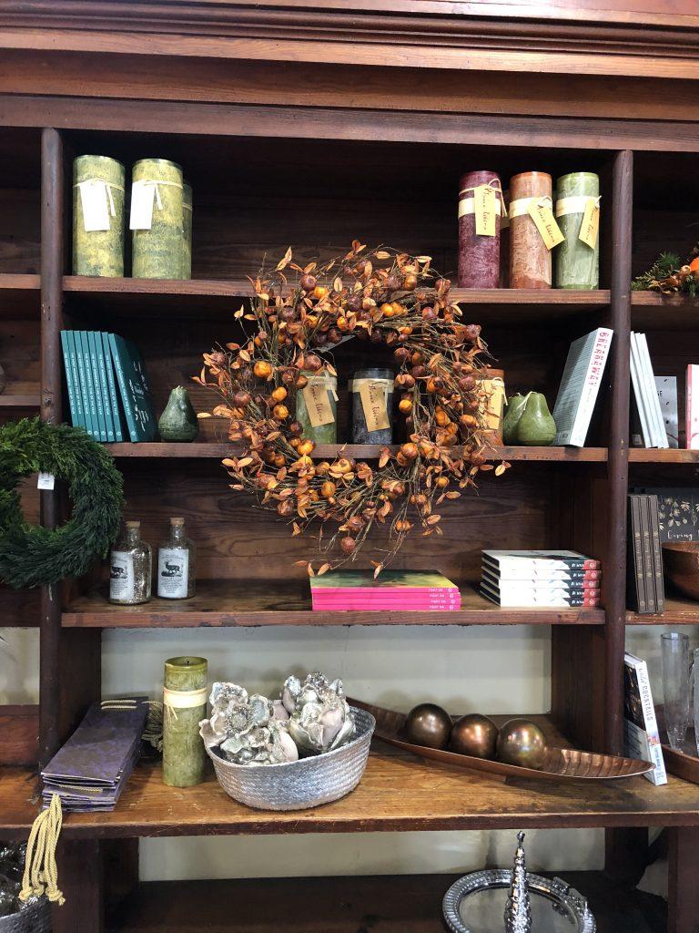 Fall Project: Autumn Wreath