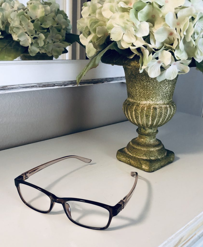 Face Mask with Glasses