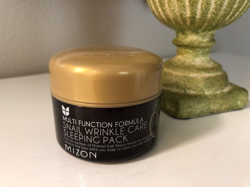 Skincare: Sleeping Packs