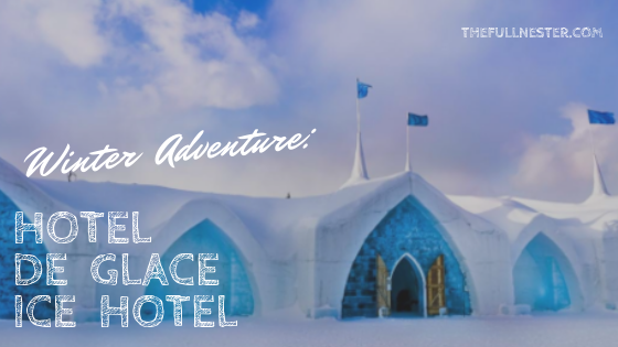 Winter Adventure: Hotel de Glace Ice Hotel