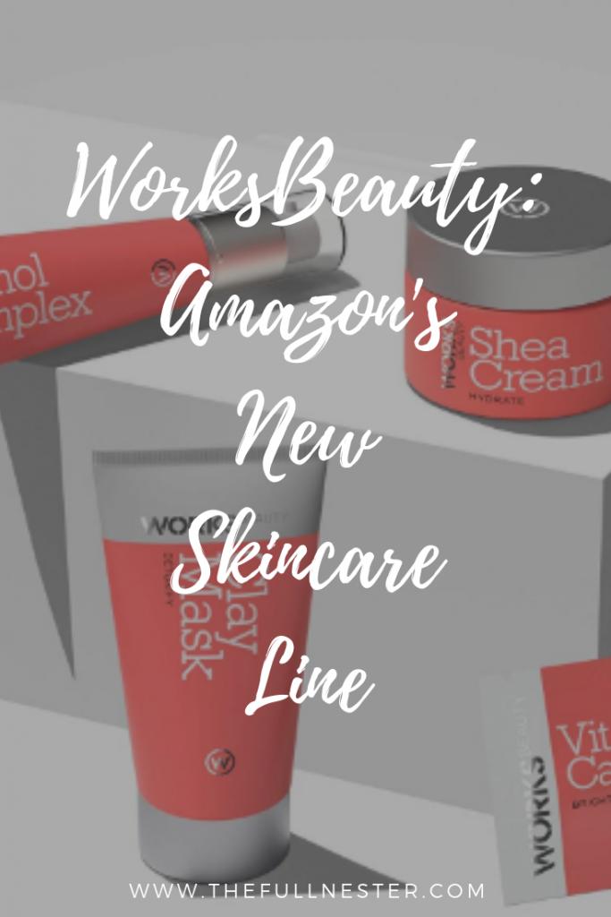 Amazon's Skincare Line