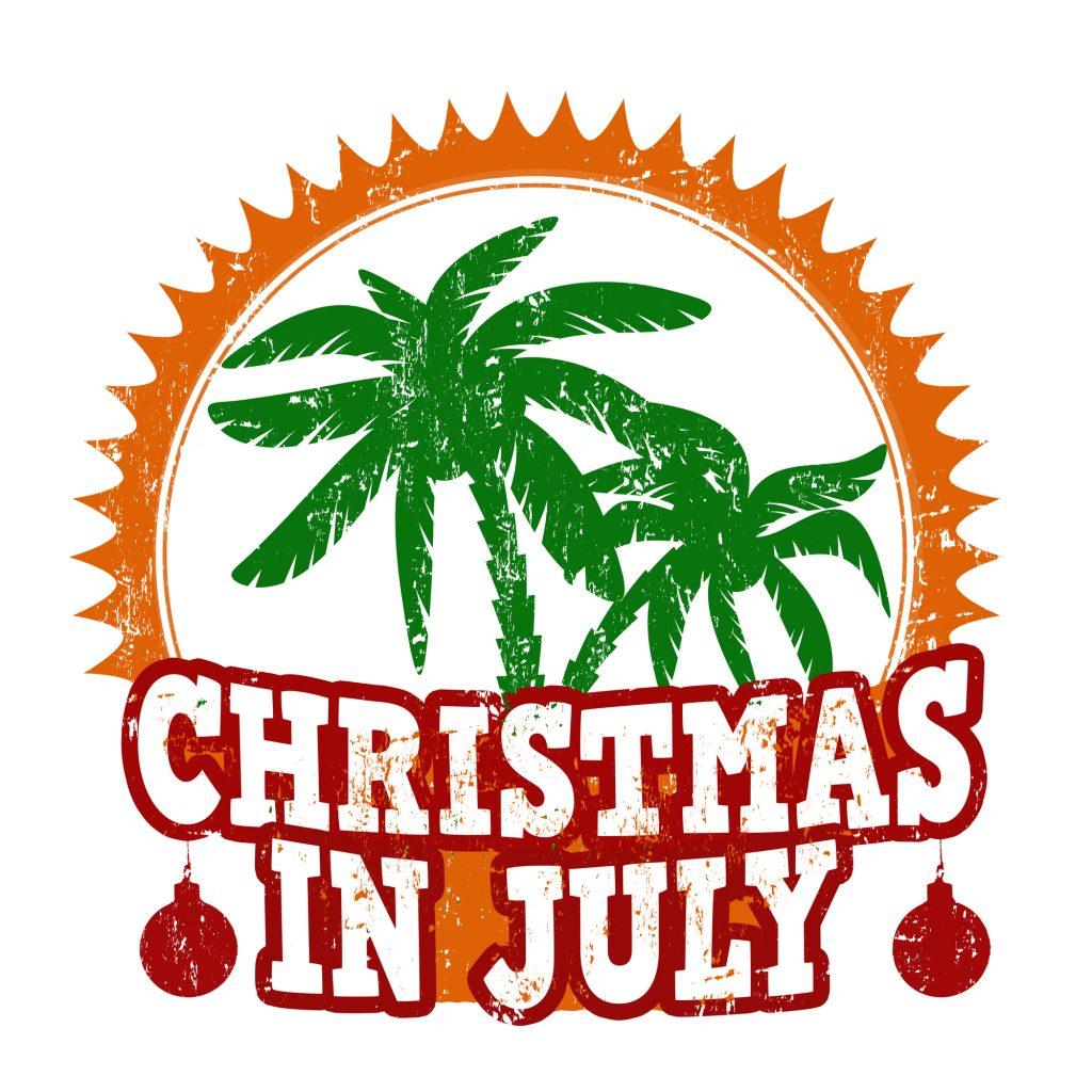 Christmas In July Party Clipart.Host A Christmas In July Party The Full Nester