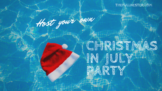Host a Christmas in July Party!
