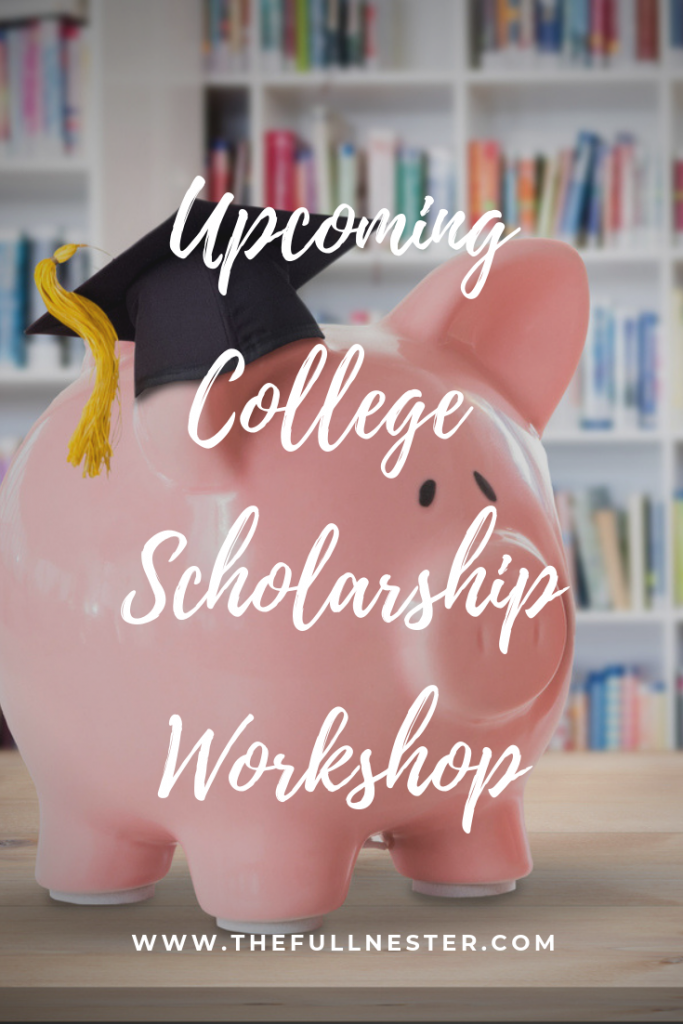 College Scholarship Workshop