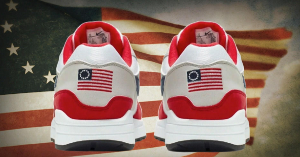 Betsy Ross Shoes