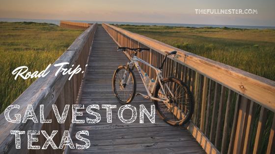Road Trip: Galveston, Texas