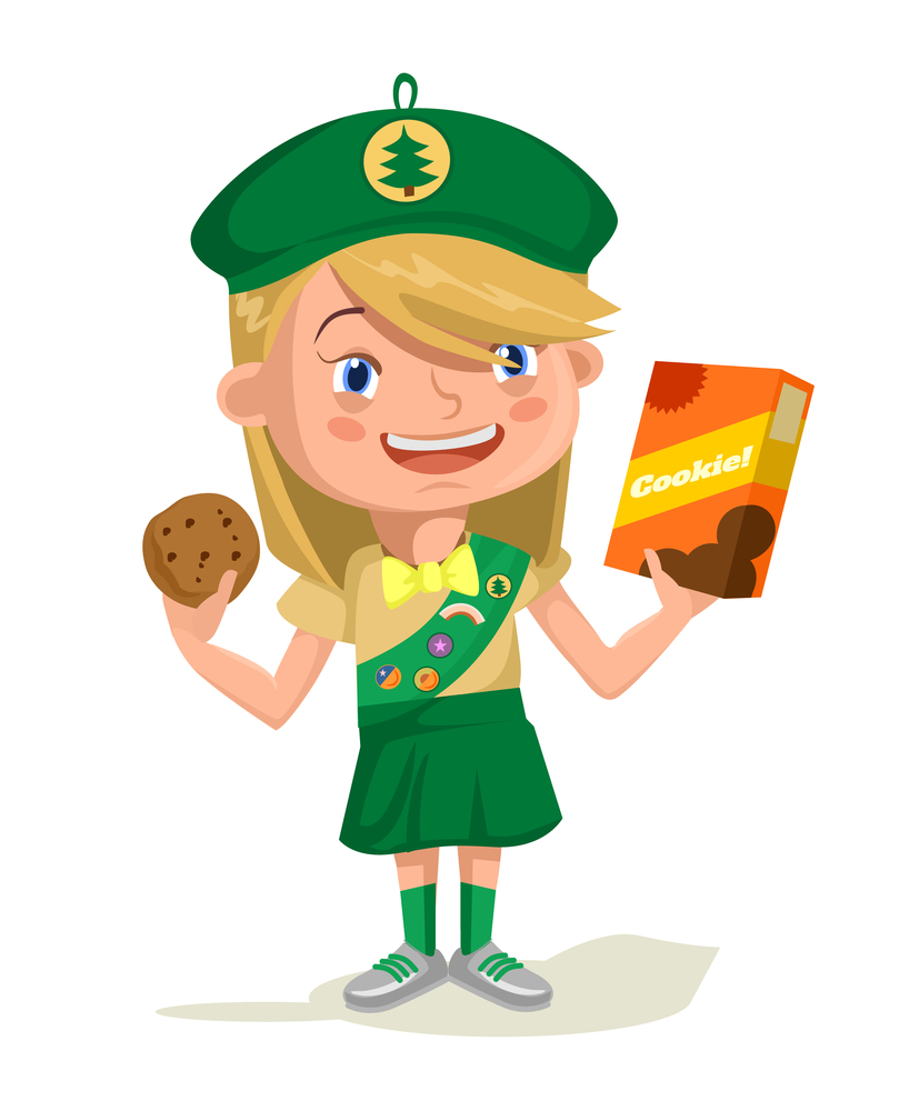 Girl Scout Cookies and Booze