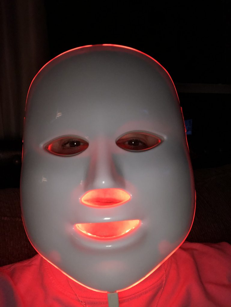 LED Spa Mask
