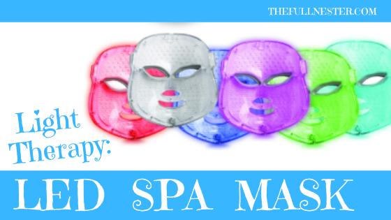 LED Spa Mask