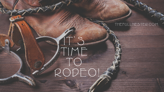 It's Time to Rodeo!