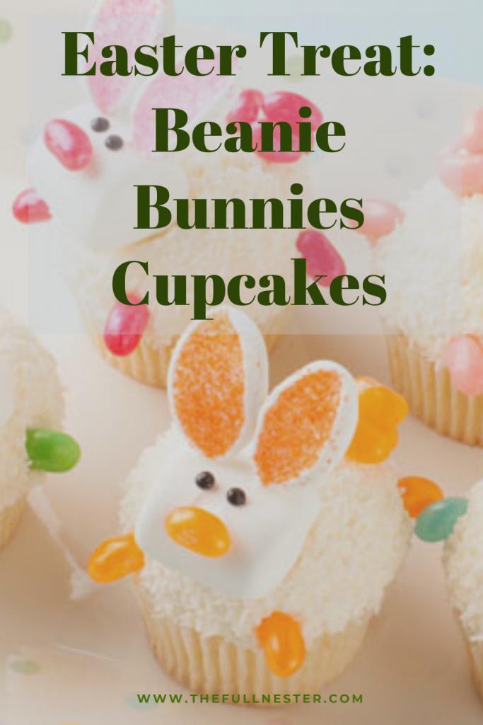 Beanie Bunnies Cupcakes