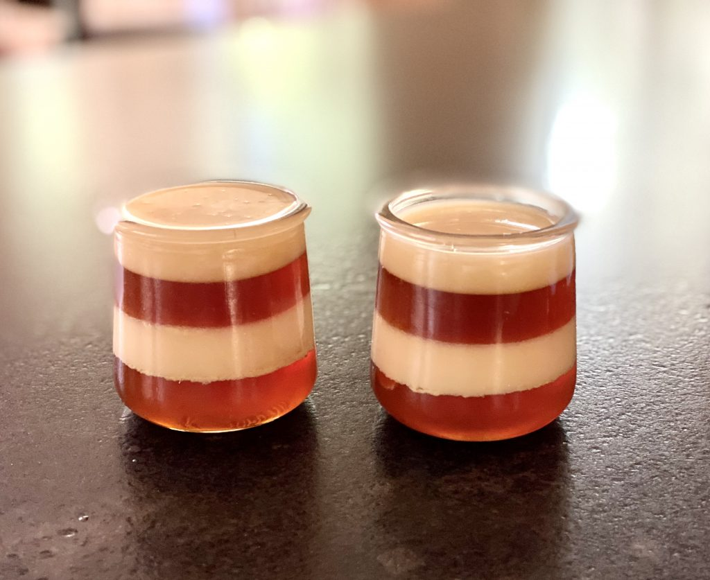 Honey Pudding Pots