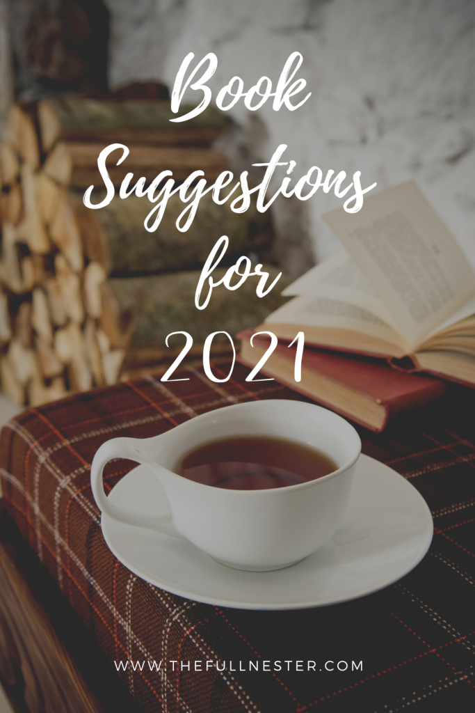 Book Suggestions for 2021