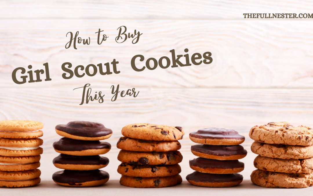 How to Buy Girl Scout Cookies This Year