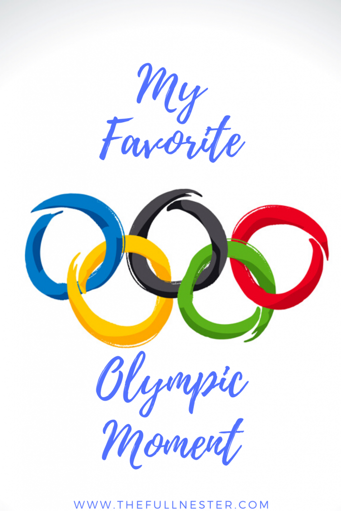 My Favorite Olympic Moment