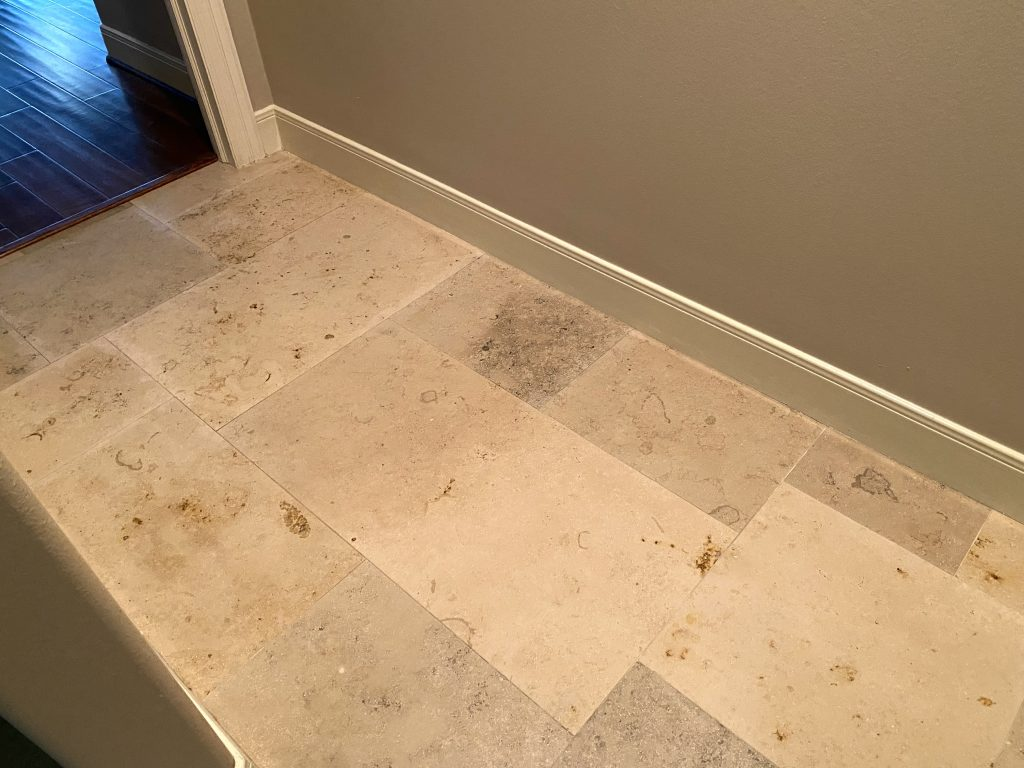 How to Repair Etched Stone Floors